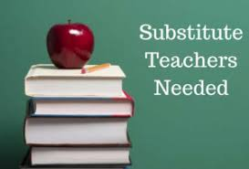 FSD 145 Seeking Substitute Teachers